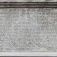 italian stone plate venice