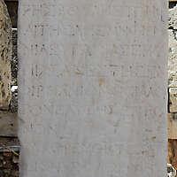 olympia greek stone plate 5