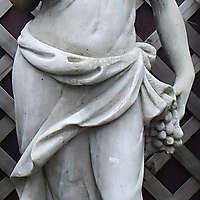 italian statue woman 1