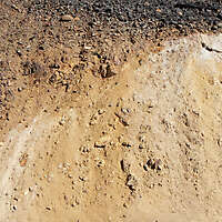 dirt soil cliff 4
