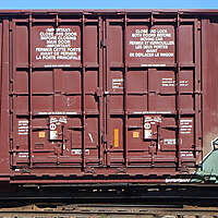 train wagon rusty 16