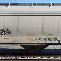 train wagon rusty 7