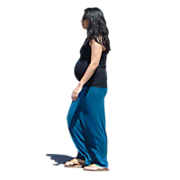 urban people pregnant woman