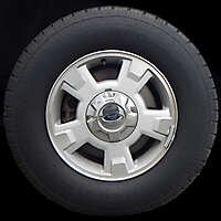 ford truck wheel and tyre