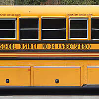 school bus map