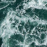 sea water foam 10