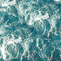 sea water foam 2