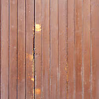 wood planks brown paint