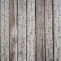wood planks grey corrugated old fence 2