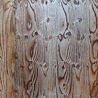 dry gray wood panel