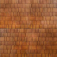 wood shingles clean