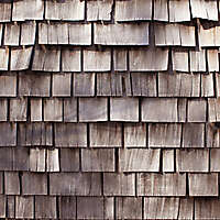 wood shingles thin