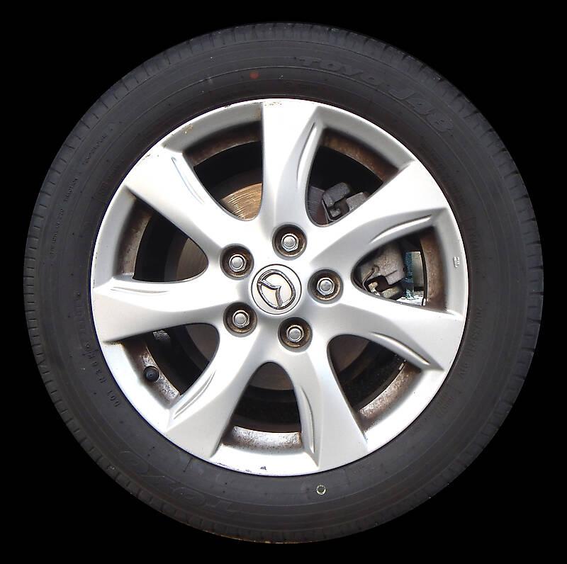 Parts Of Car Wheel Rim