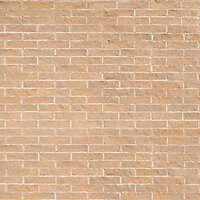 bricks orange clean