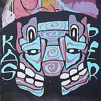 graffiti totems