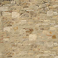 medieval old wall 3