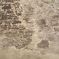 medieval old wall 7