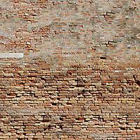 moldy bricks wall venice 22