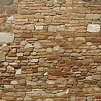 old wall italian 1700 architecture 11
