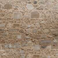 old wall italian 1700 architecture 2