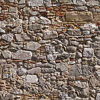 old wall tile italian 1700 architecture 14