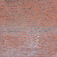 red english bricks wall 6