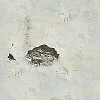 dirt concrete with hole