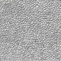 irregular sized stone block wall 2