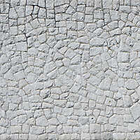 irregular sized stone block wall 3
