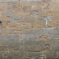 medieval dirt stone wall dark 14