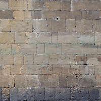 medieval dirt stone wall dark 1