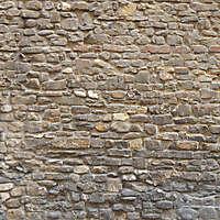 medieval dirt stone wall dark 6