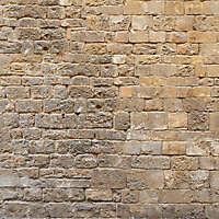 medieval dirt stone wall dark 8