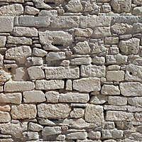 medieval messy stones wall 10