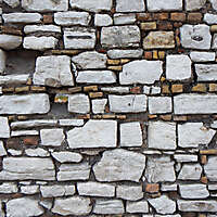 medieval messy stones wall 12