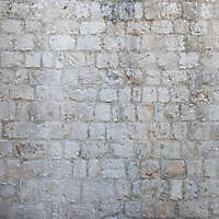 medieval messy stones wall 17
