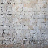 medieval messy stones wall 19