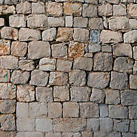 medieval messy stones wall 21