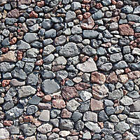 medieval messy stones wall 6
