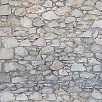 medieval messy stones wall 8