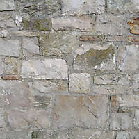 medieval old wall 12