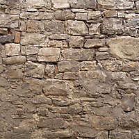 medieval old wall 6