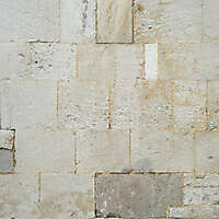 old wall tile from rome downtown 12