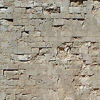 stone blocks and concrete