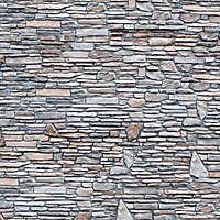 stone bricks mixed