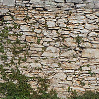 stone bricks with grass 2