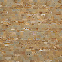 various colors stone bricks