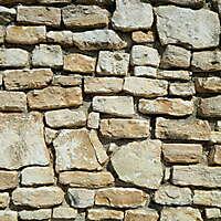 yellow stone tiles