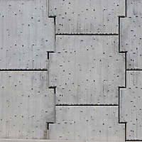 concrete pattern square