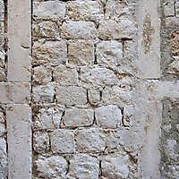 medieval walled door